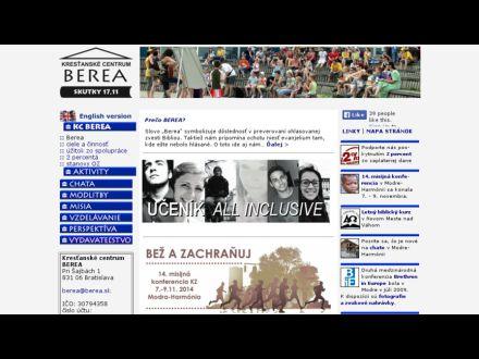 www.berea.sk