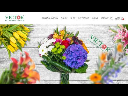 www.kvetyvictor.sk