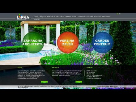 www.lipka.sk