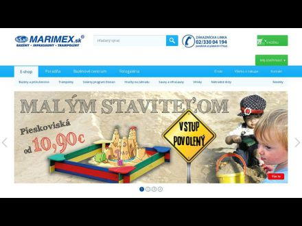 www.marimex.sk