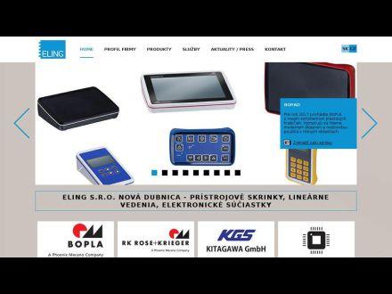www.eling.sk