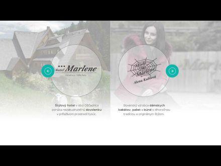 www.marlene.sk