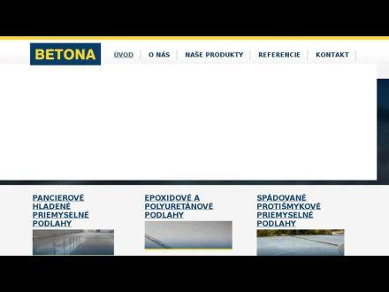 www.betona.sk