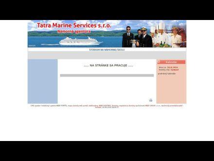 www.tatramarine.sk