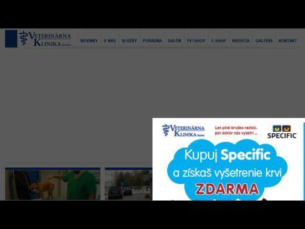 www.vetklinikazilina.sk