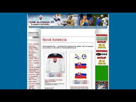 www.fanshop.sk