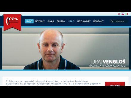 www.csm-agency.sk