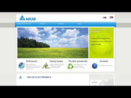 www.deltaelectronics.sk