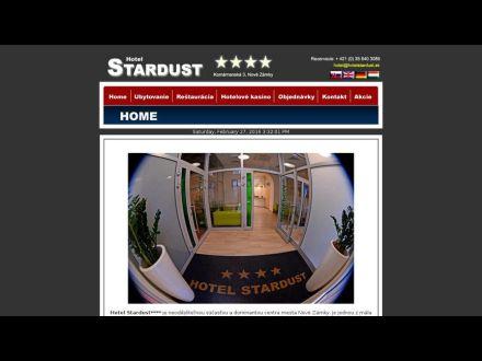 www.hotelstardust.sk