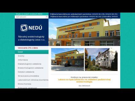 www.nedu.sk