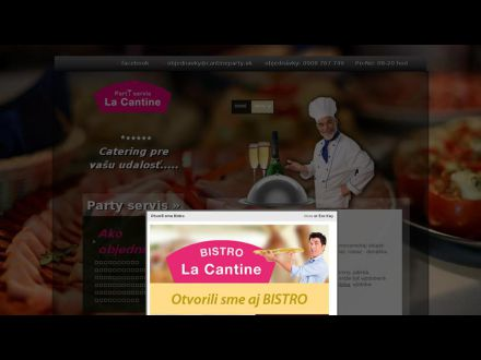 www.cantineparty.sk