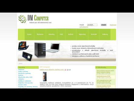 www.dmcomputer.sk