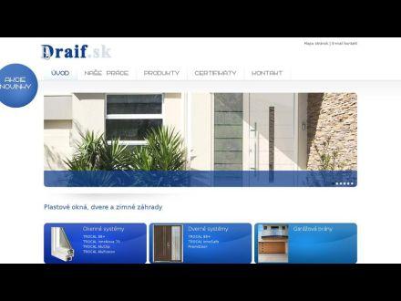 www.draif.sk