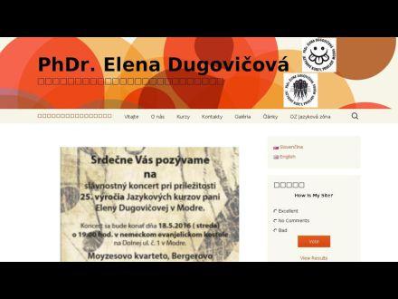 www.dugovicova.sk