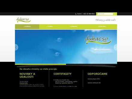 www.dukacso.sk