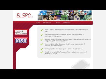 www.elspo.sk