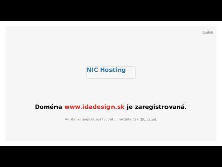 www.idadesign.sk