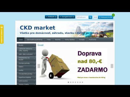 www.ckdmarket.sk