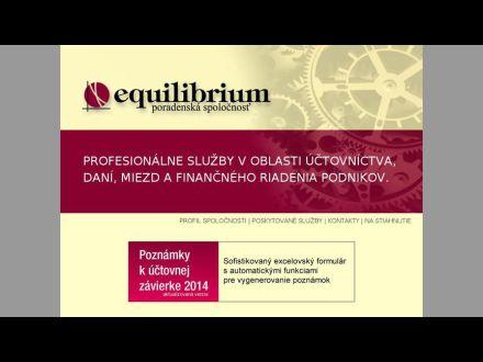 www.equilibrium.sk