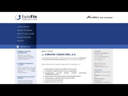 www.euro-fin.sk
