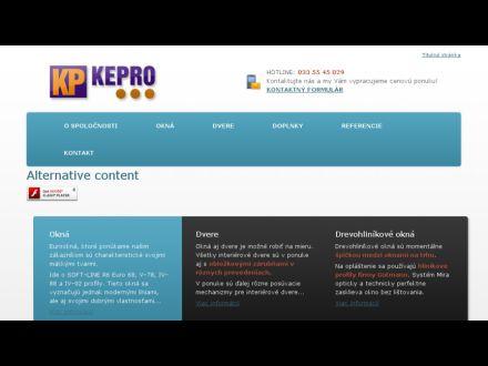 www.eurokepro.sk
