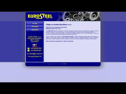 www.eurosteel.sk