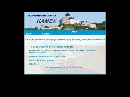 www.hamex.sk