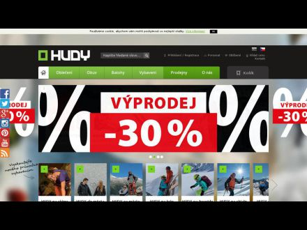 www.hudy.cz