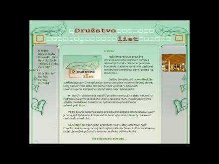 www.dlist.sk