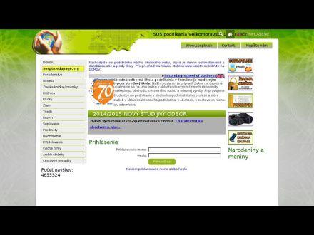 www.spojenaskolatrencin.edupage.org
