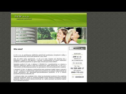 www.jaw.sk