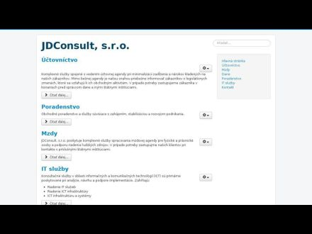 www.jdconsult.sk