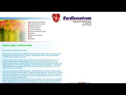 www.kardiocentrum.sk