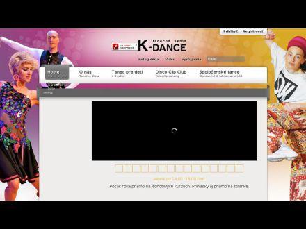 www.kdance.sk
