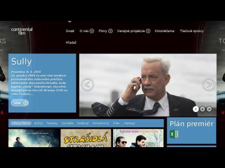 www.continental-film.sk