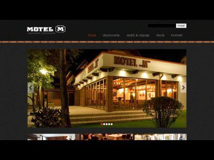 www.motelm.sk