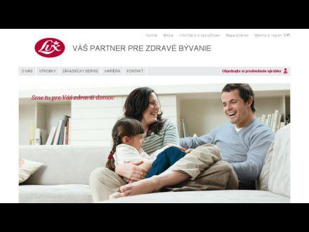 www.luxforlife.sk