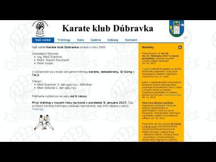 www.kkdubravka.szm.sk