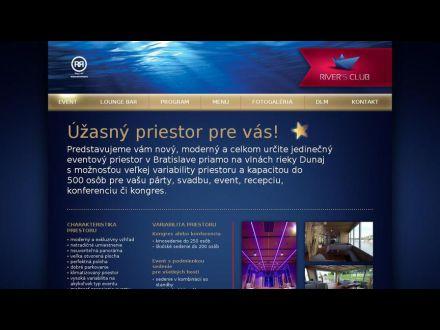 www.riversclub.sk