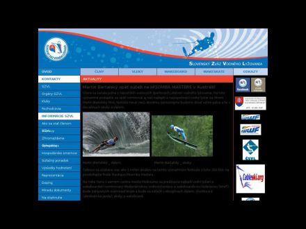www.waterski.sk
