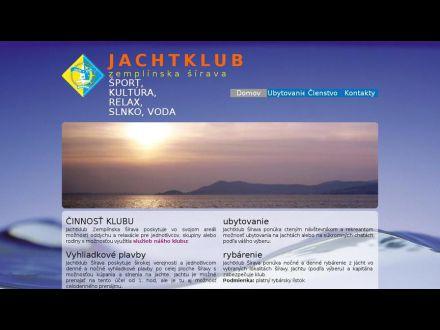 www.jachtklub-sirava.sk