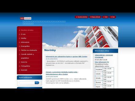 www.sbdzv.sk