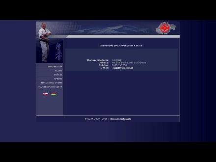 www.kyokushin.sk