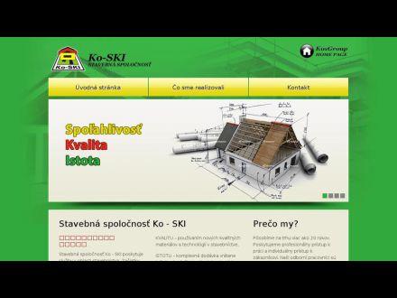 www.kosgroup.sk/stavebna/uvod