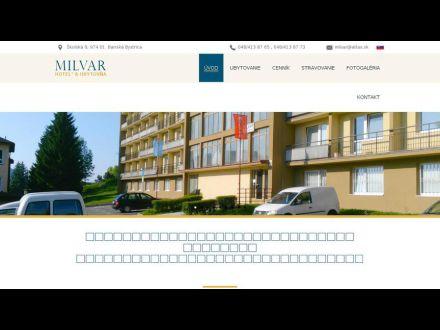 www.milvar.sk