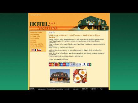 www.hotelsenica.sk