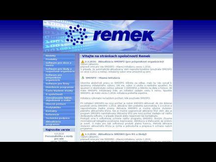 www.remek.sk