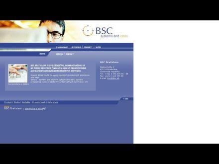 www.bsc.sk