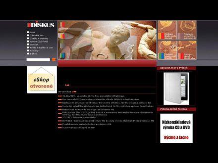 www.diskus.sk