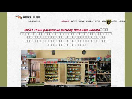 www.miselplus.sk